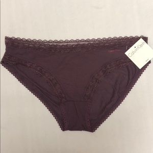 New with Tags - Calvin Klein Panties - Size M